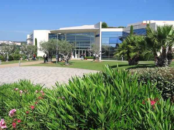 Amadeus Offices in Sophia Antipolis France